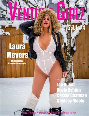 Venture Girlz Magazine Issue #04 Feat. Laura Meyers