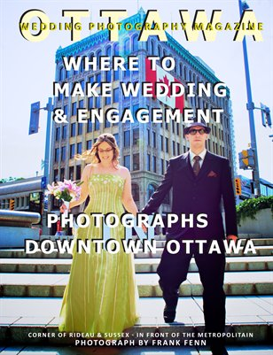 Ottawa Wedding Photography Magazine 1