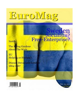 EuroMag by Perkins and Rosas