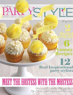 Party Style Magazine Aug/Sep 2013