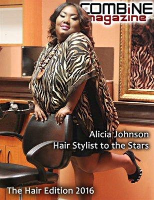 COMBiNE Magazine 2016 Hair Edition