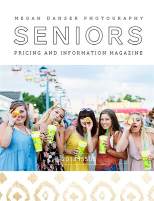 2018 Senior Welcome Magazine