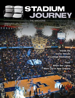 Stadium Journey Magazine, Vol. 3 Issue 3