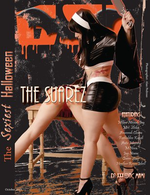 "October 2013 ""The Sexiest Halloween"" Issue"