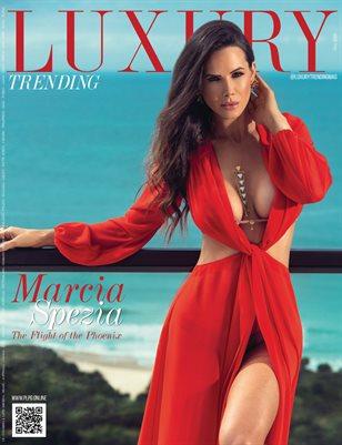 LUXURY TRENDING Magazine - MARCIA SPEZIA - Nov/2020 - #32
