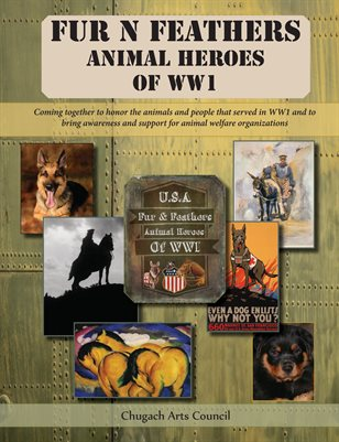 Fur and Feathers, Animal Heroes of WW1