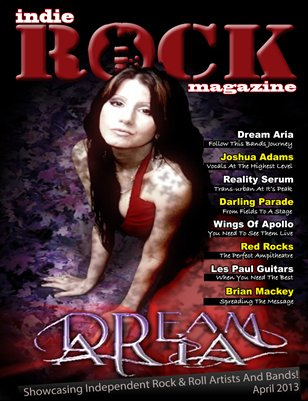 Indie Rock Magazine Apr 2013