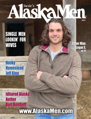 2021 AlaskaMen Magazine