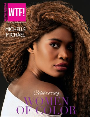 WTF! Celebrating Women of Color Issue #59