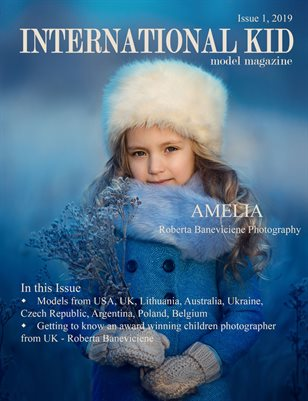 International Kid Model Magazine Issue 1