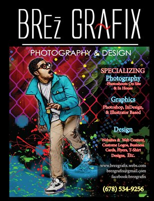 Bre'z Grafix, Photography, & Design