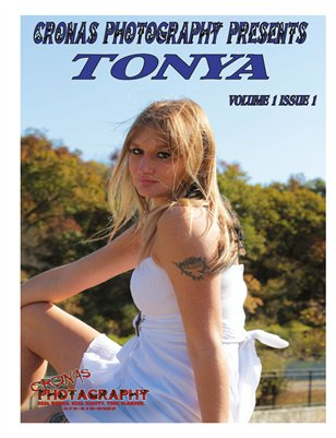 Cronas Photography Presents Tonya Issue 1
