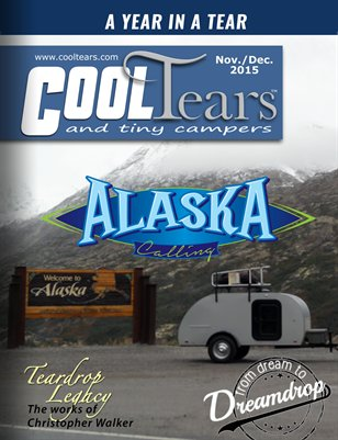 November/December 2015 Cool Tears & Tiny Campers Magazine