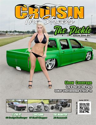June 2016 Issue Cruisin the Streets