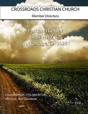 2014 Crossroads Directory
