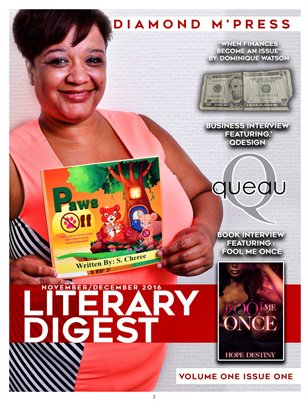 Literary Digest November/December 2016 Issue