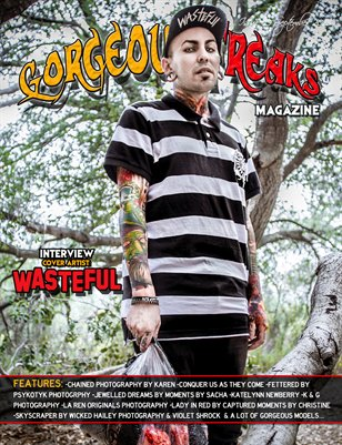 Issue 45 Cover Model: Wasteful
