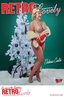 Nickisue Carter Cover Poster