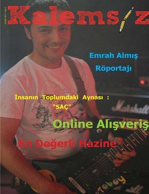 Kalemsiz Dergi 3. Sayısı