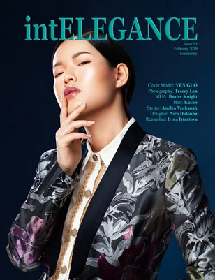 intElegance issue 53 - Feb 2019 Femininity
