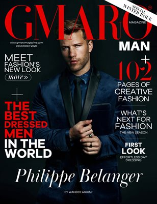 GMARO Magazine December 2020 Issue #31