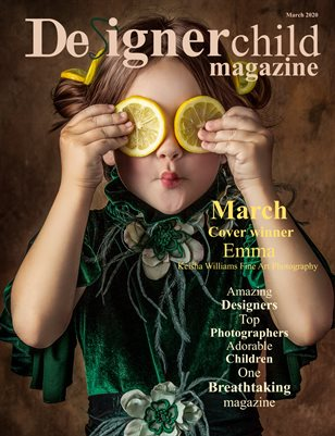 Designer Child Magazine March 2020