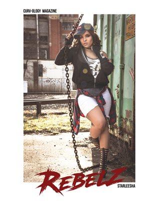 CURV-OLOGY: REBELZ (STARLEESHA COVER)