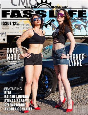 FASS LYFE ISSUE 125 FT. ANGEL MARIE & CHANDA LYNNE