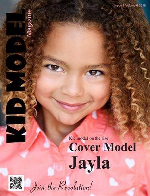 Kid Model Magazine Issue 2 Volume 6 2018