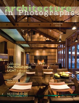 architecture: in photographs / summer '09