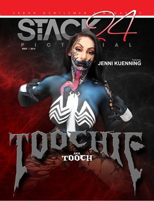 Stack 24 Pictorial Issue 13 Tooch Cover