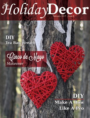 Holiday Decor Magazine - February 2017
