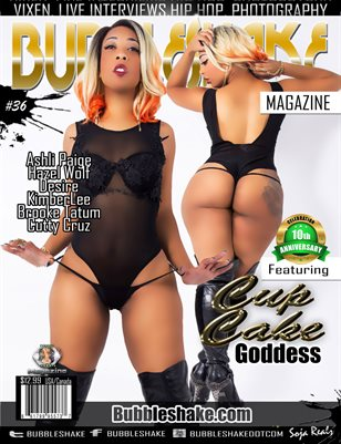 Bubble Shake Magazine #36 (Cup Cake Goddess)