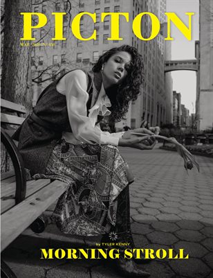 Picton Magazine MARCH  2020 N450 Cover 3