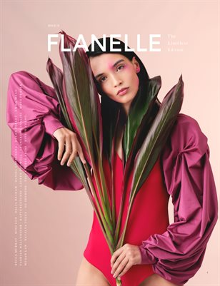 Flanelle Magazine Issue #28 - The Limitless Edition V4