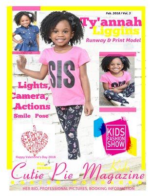 CutiePieMagazine Vol. 3