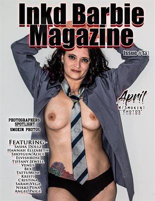 Inkd Barbie Magazine Issue #131- April