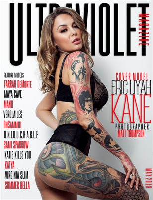 ULTRAVIOLET Magazine: May 2019 Cover Two
