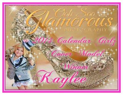 Ooh Soo Glamorous 2014 Calendar Girlz