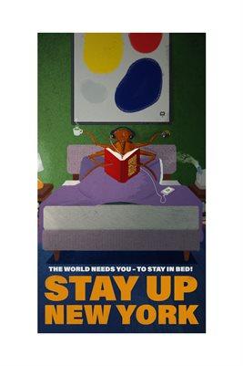 Stay Up New York: Bedbug (COVID-19 PSA)