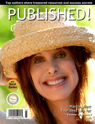 PUBLISHED! featuring Marcia Ullett