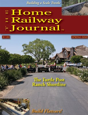 Home Railway Journal: SPRING 2010