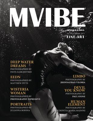 MVIBEmagazine July 2021 issue 24.2 Fine-Art