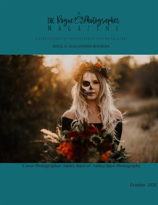 Issue 37: Halloween Boudoir