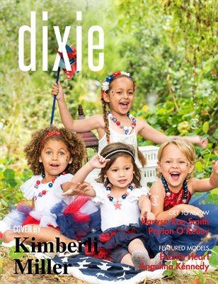 Dixie Magazine - July 2017