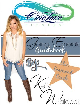 One Love Fitness Going EMERALD Guidebook