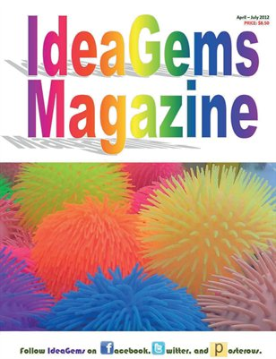 IdeaGems Magazine Spring Issue 2012