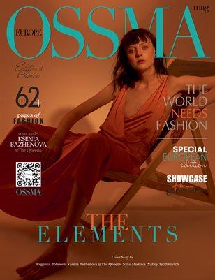 OSSMA Magazine EUROPE ISSUE21, vol1