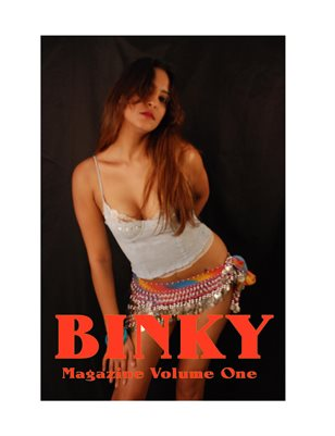 Binky Magazine Issue One