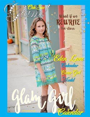 Ooh Soo Glamorous Glam Girlz Eden Lane 2019 Calendar